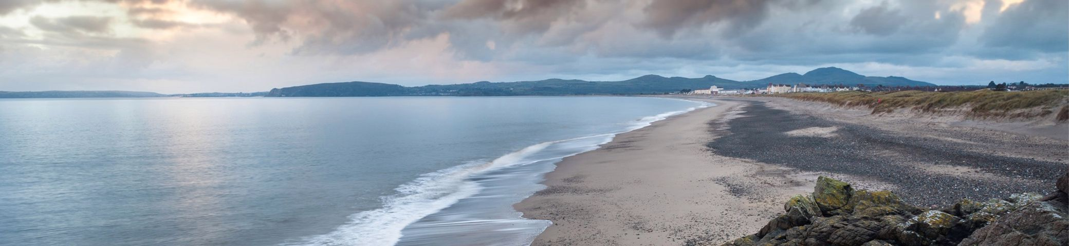 North Wales Beach